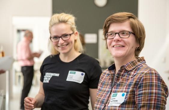 Women coders unite