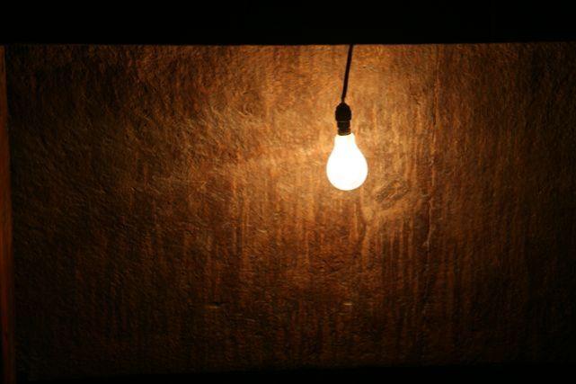 Idea and the light bulb
