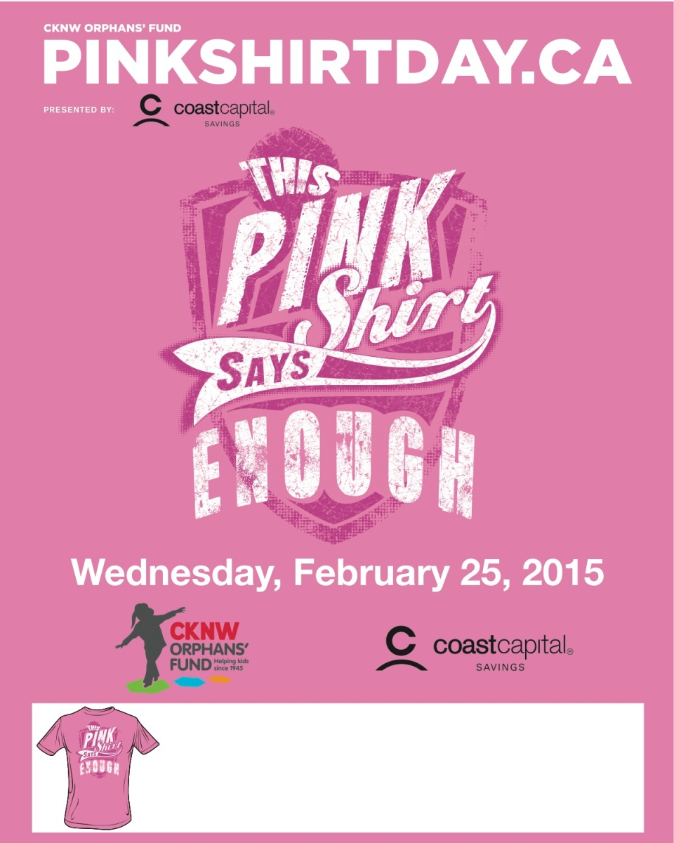 What is Pink Shirt Day? | When Women Inspire