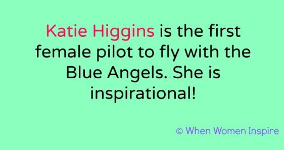 Blue Angels Female Pilot