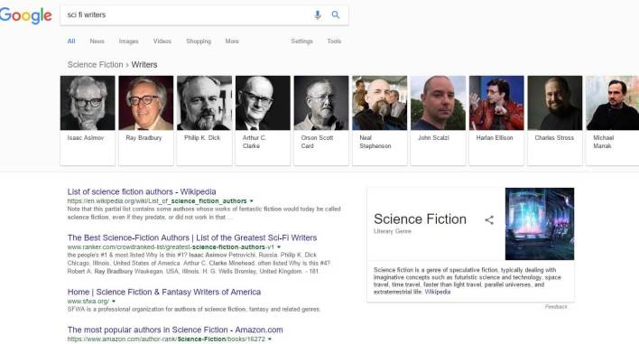 science-fiction-writers-search