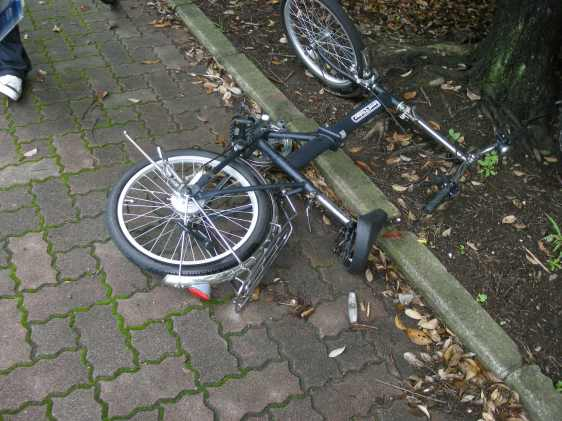 How to respond if you're in a bicycle accident