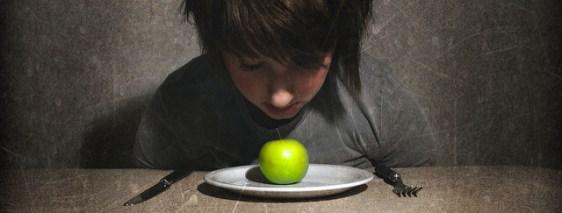 Eating, kids, and illness