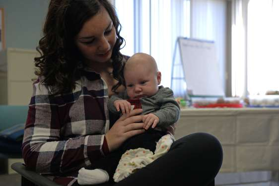A counseling career is a great way to support moms-to-be