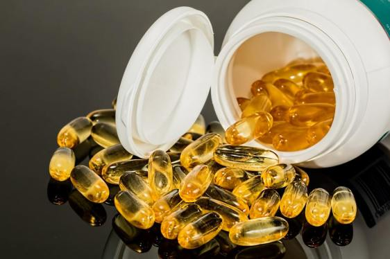Omega-3 and other supplements