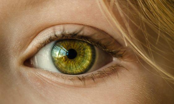 Dry eyes as age