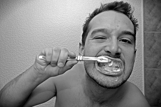 Oral health routine: What are you doing?
