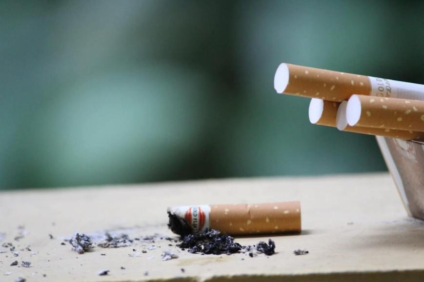 Finally kick the bad habit