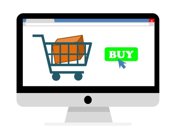 If you are running short on time, online shopping can be a help!
