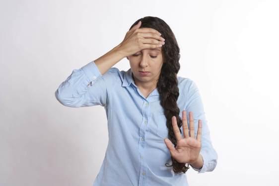 Feeling lethargic may signal depression