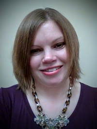 Amy Caudill is a blogger and author
