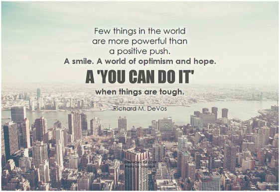 Inspiring words to help you get through