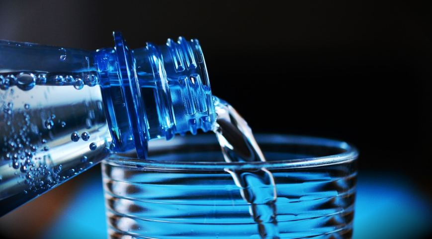 Stay hydrated with water during the detoxification period and beyond