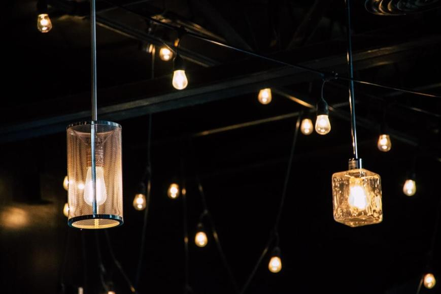 Light is one decor tip to take your eatery to the next level